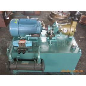 山东青岛300吨油缸用液压泵站