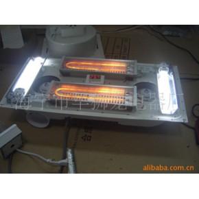 碳纤维浴霸,碳纤维取暖器,进口碳纤维,三管加热