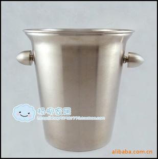 【外贸不锈钢冰桶/香槟酒桶/红酒桶/冰粒桶
