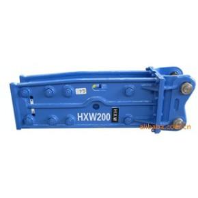 本川破碎锤炮机HXW200