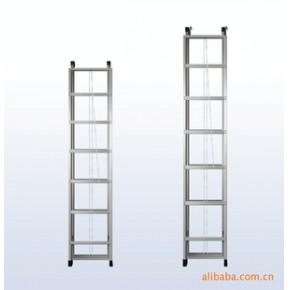专业提供 梯子 AB料5.5米单面升降梯 质量好