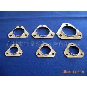 长期供应冲压三角轴承座 标准件