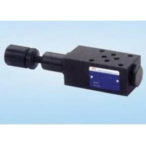 叠加式抗衡 电磁换向阀 电磁阀 液压阀 换向阀