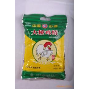 厂价 大桥鸡精 900克装