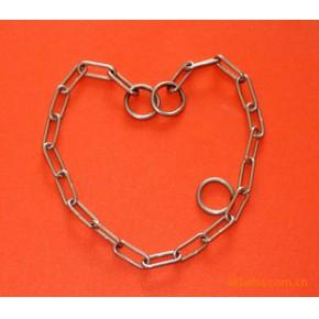高质量的不锈钢宠物链 狗脖链