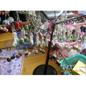 陶瓷珠及其首饰 其他 白瓷