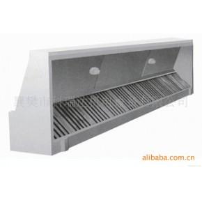 加工不锈钢厨房排油烟净化集烟罩