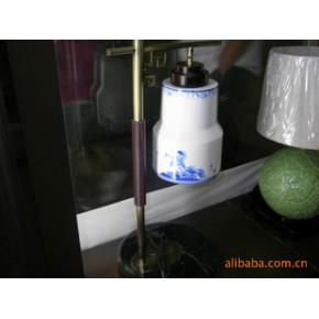 陶瓷灯饰 灯罩 白瓷