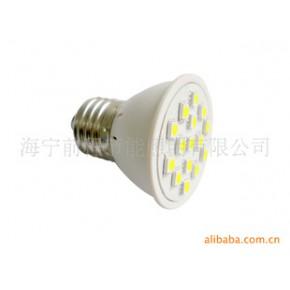 12SMD GU10 LED灯杯
