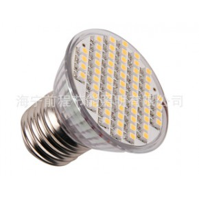 48SMD HRE27 LED贴片灯杯