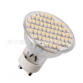 48SMD GU10  LED贴片灯杯