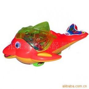 拉线灯光鱼 新宝乐 玩具鱼