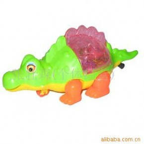 拉线灯光恐龙 新宝乐 玩具恐龙