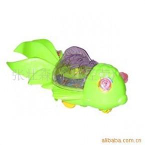 拉线闪光鱼 新宝乐 玩具鱼