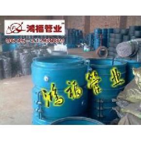球墨铸铁管配件 管道堵漏器 供水管道应急抢修节