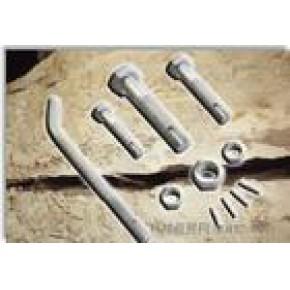 硕锴公司热镀锌电力铁塔螺丝、螺母及各种规格热镀锌标准件