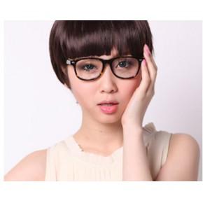 纯钛眼镜架订做批发框架眼镜,框架眼镜价格