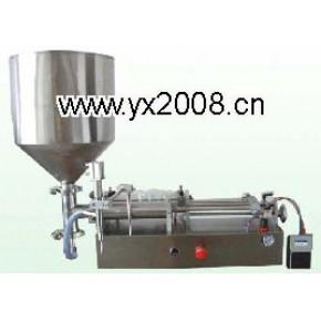 膏液体灌装机,气动豆瓣酱灌装机,(磁力泵式,旋转式)液体定量灌装机