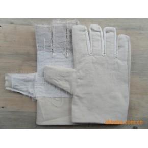 三层厚实/经久耐用/性价比高1612纯棉劳保手套
