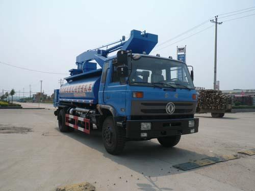 东风EQ5160喷洒除尘车煤炭运输煤炭货场移动式固化剂喷洒车