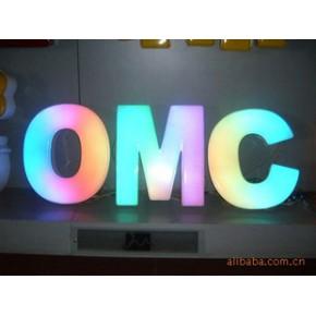 LED显示屏  LED七彩字