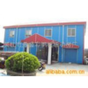 彩钢夹芯板活动房,彩钢板,活动房,活动板房