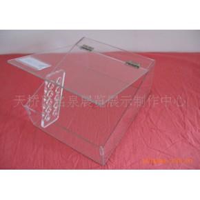 亚克力休闲食品盒、有机玻璃果冻盒、亚克力干果盒