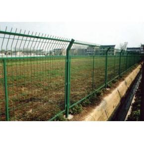 上海高速公路护栏网 铁路隔离栅 机场防护网、监狱围网、小区围