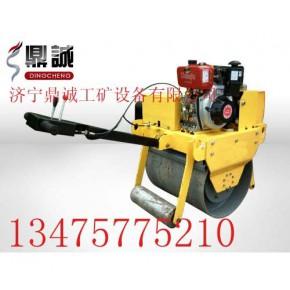 主打热卖重型手扶式单钢轮振动压路机