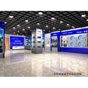 高质量展览工程制作,专卖店装修