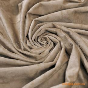 麂皮绒,麂皮绒坯布,麂皮绒烫金,化纤面料,