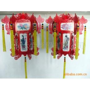 十二金钗 四大美女系列纸雕彩灯 美女挂件 美女装饰