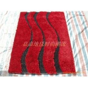 地毯南韩丝地毯(150D)可加免银丝 可定做