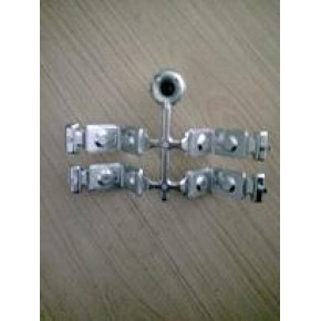 提供专业锌合金压铸件加工 塑钢门窗配件