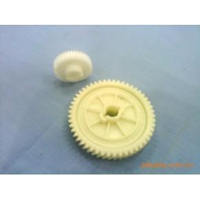 注塑 注塑件 POM 齿轮 加工件 非标