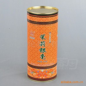 福州春伦茉莉花茶【茉莉银毫】250g罐装