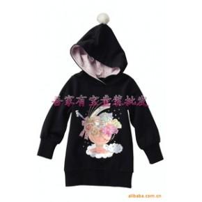 外贸童装混批发代理代销女童上衣童套装网店网络加盟商