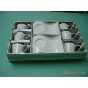 强化杯碟 雅元 陶瓷 咖啡杯