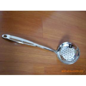 厨具厨具用品漏勺 12#漏