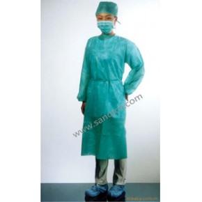 手术衣,无纺布手术衣,一次性无纺布手术衣