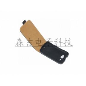 多普达HTC G16 ChaCha真皮上下开手机保护套