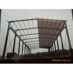 钢结构建筑、集贸市场、大型厂房