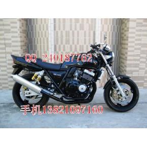 特价出售本田CB400摩托车价格4000元