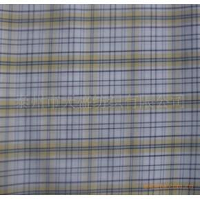 多种规格的全棉格布,服装面料,CTN,色织布,T/C