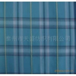 提供各种规格全棉提花格布,纺织面料,坯布,色织布