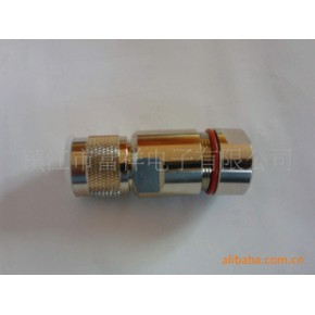 同轴连接器,1/2电缆馈线接头。