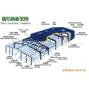 钢结构制作 安装 金属防腐锈