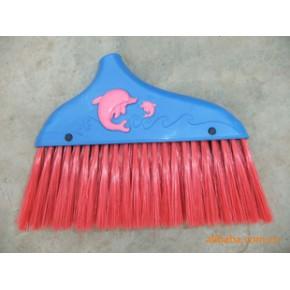 蓝色pp,pet海豚扫帚