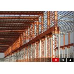 济宁专业的钢结构工程公司 钢结构的济宁价格