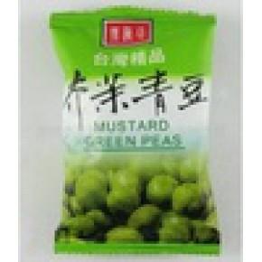 辣梅坊 台湾精品芥末青豆 酥脆美味的口感